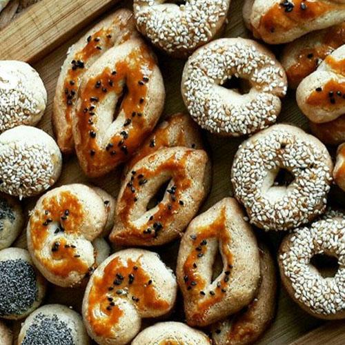 kurabiye - Menü